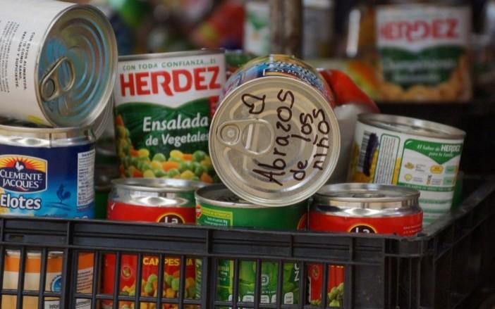 Venden en tianguis víveres donados para damnificados | El Imparcial de Oaxaca