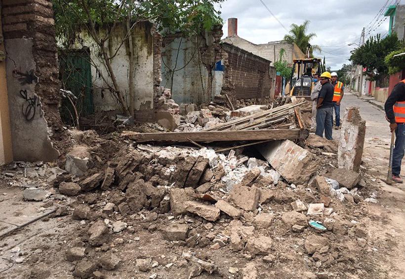 En daños totales 48 casas de la Mixteca tras sismo del 19-S | El Imparcial de Oaxaca