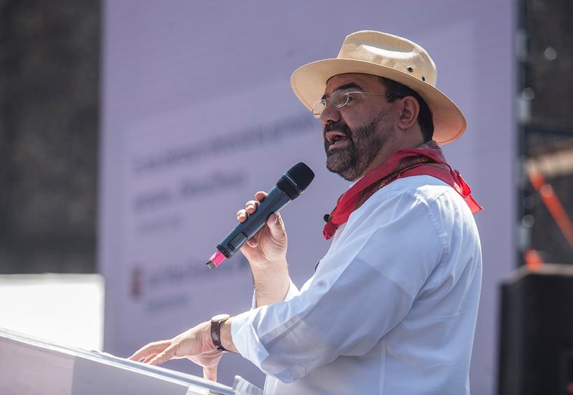 Emilio Álvarez Icaza retira su candidatura independiente   El Imparcial de Oaxaca
