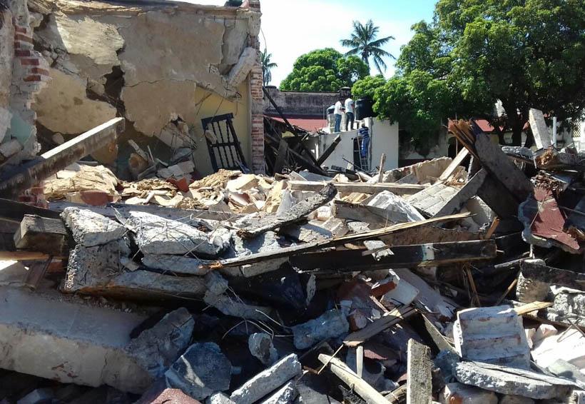 Termina la historia de dos  escuelas de Salina Cruz, Oaxaca