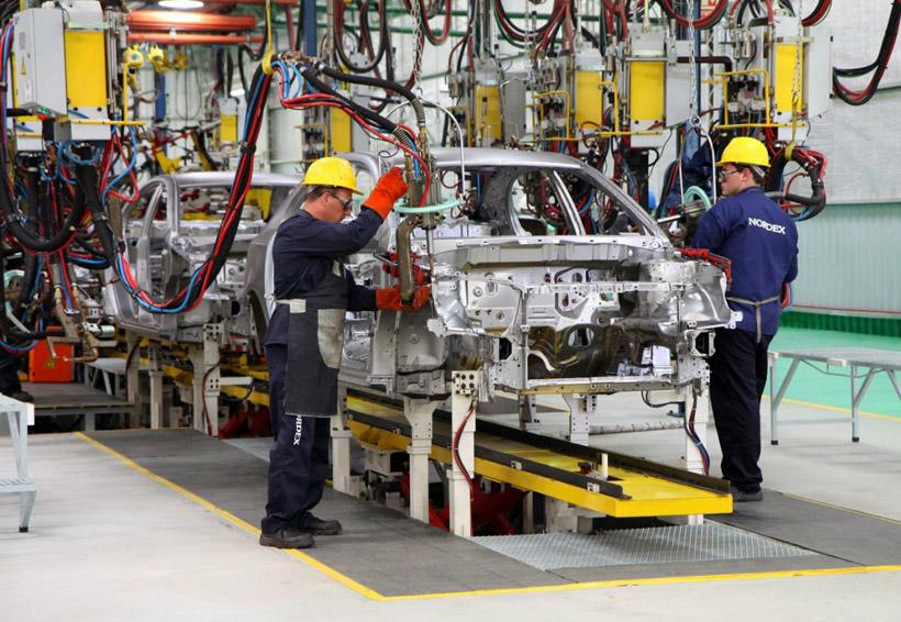 Producción y exportación de autos tocan récords pese a 19-S | El Imparcial de Oaxaca