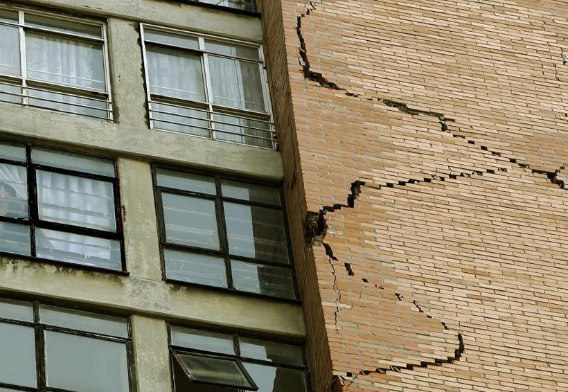 Fovissste pide a derechohabientes reportar daños en viviendas por sismos | El Imparcial de Oaxaca