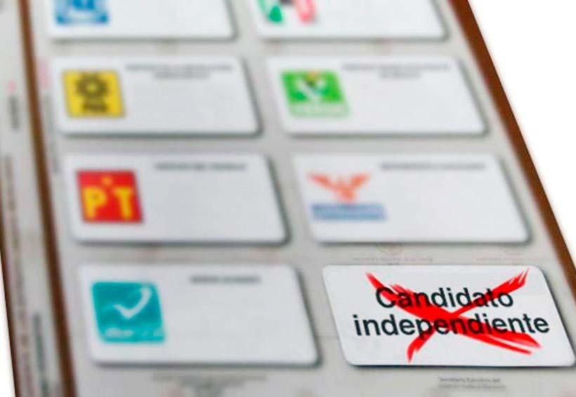 Hoy vence plazo para notificar intención de independientes a la Presidencia | El Imparcial de Oaxaca