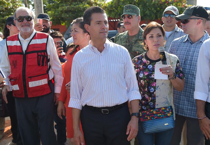 Enrique Peña Nieto admite lenta reconstrucción en el Istmo, Oaxaca | El Imparcial de Oaxaca