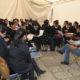 Estudiantes de Enfermería en Oaxaca regresan a clases en la calle