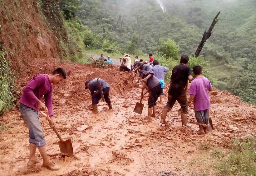 Urgen a CAO rehabilitar caminos en Oaxaca   El Imparcial de Oaxaca