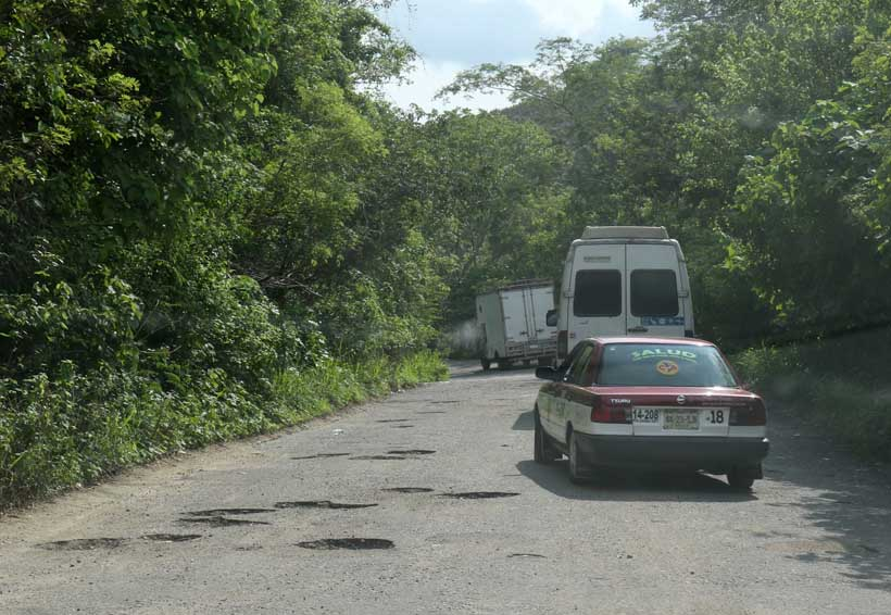 Destrozada la red carretera estatal de Oaxaca | El Imparcial de Oaxaca