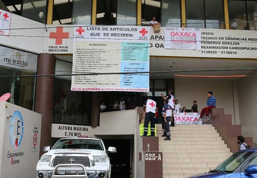 Pide Cruz Roja Oaxaca no caer en falsos rumores | El Imparcial de Oaxaca