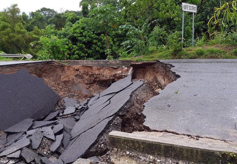 Causan sismos y lluvias daños por 50 millones de pesos en Oaxaca: SAPAO | El Imparcial de Oaxaca