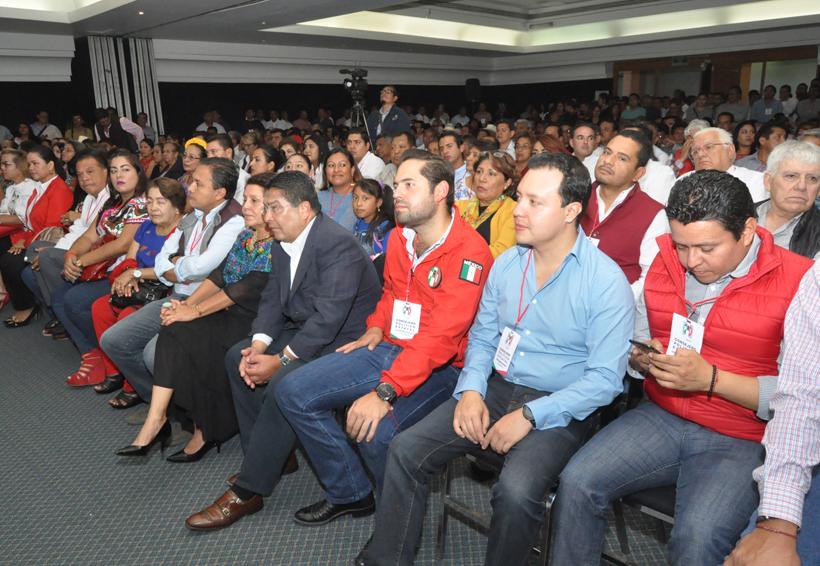 Llama líder del PRI en Oaxaca a la unidad partidaria | El Imparcial de Oaxaca