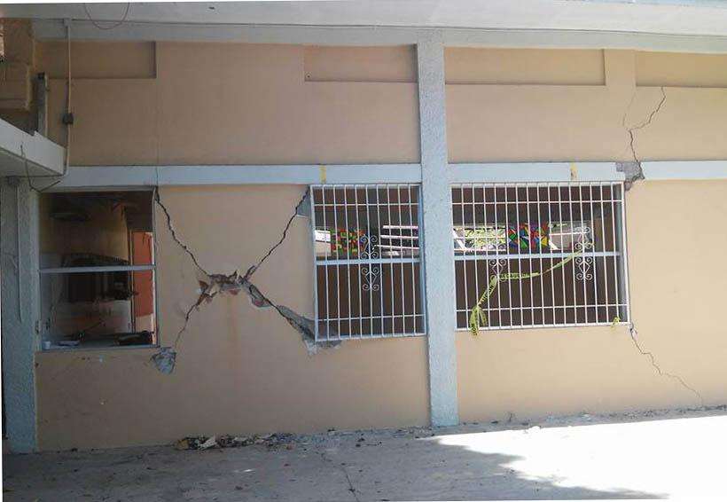 Continúa la demolición de escuelas públicas en el Istmo de Oaxaca