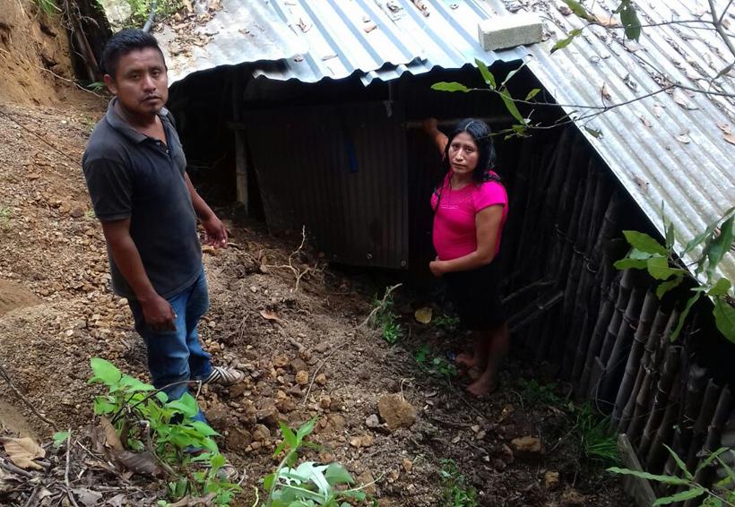 Brilla ausencia gubernamental en la Costa de Oaxaca