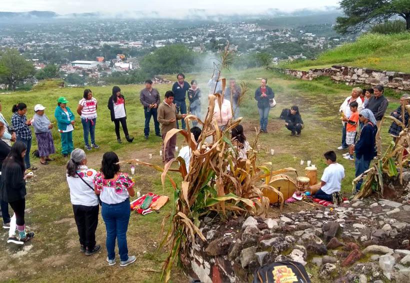 Conmemoran Día Nacional del Maíz en la Mixteca de Oaxaca