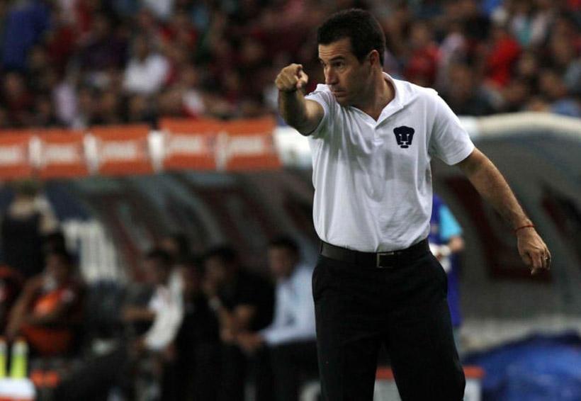 David Patiño, nuevo director técnico interino de Pumas   El Imparcial de Oaxaca