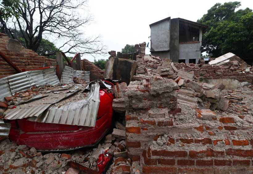 Mantendrán acciones DIF y Cruz Roja en etapa  de reconstrucción | El Imparcial de Oaxaca