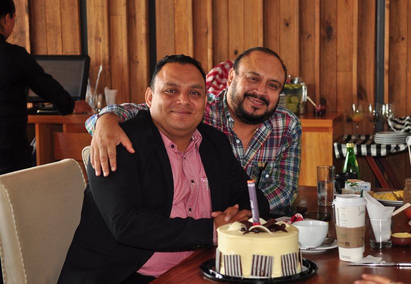 Cumpleaños de Fernando