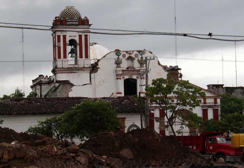 Un patrimonio en ruinas… y ¿el INAH?   El Imparcial de Oaxaca