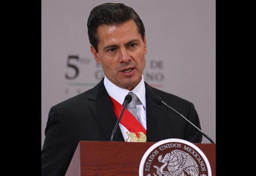Relación con Canadá se basa en el diálogo: Peña | El Imparcial de Oaxaca