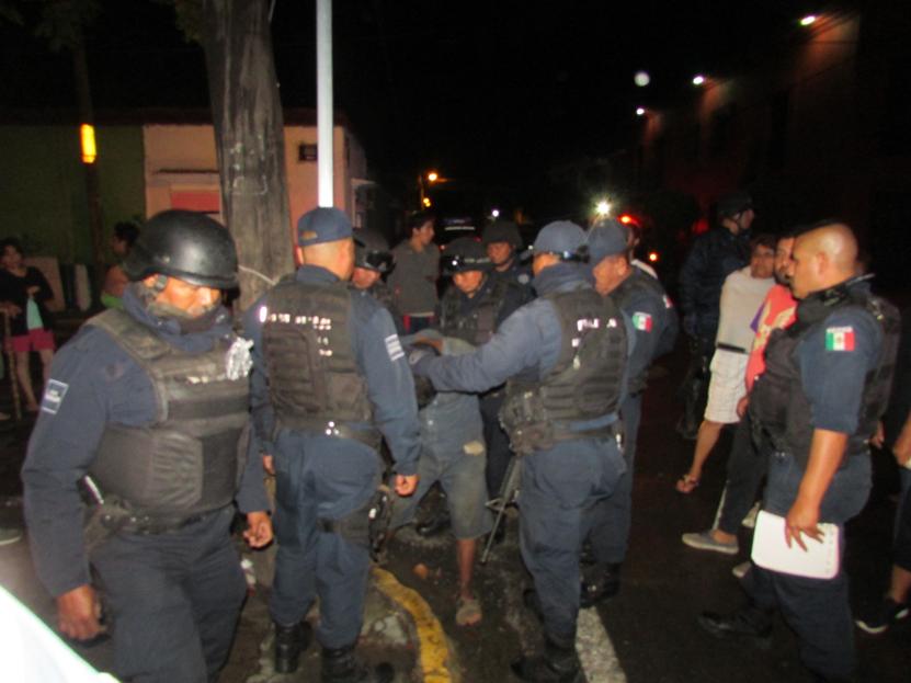 Video: Lo querían linchar en La Noria, Oaxaca   El Imparcial de Oaxaca