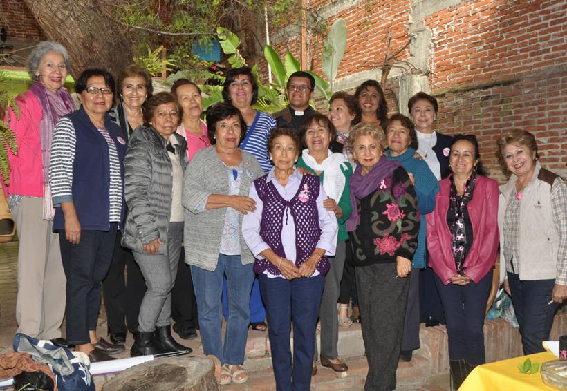 Grupo Reto mantiene apoyo a mujeres con cáncer | El Imparcial de Oaxaca