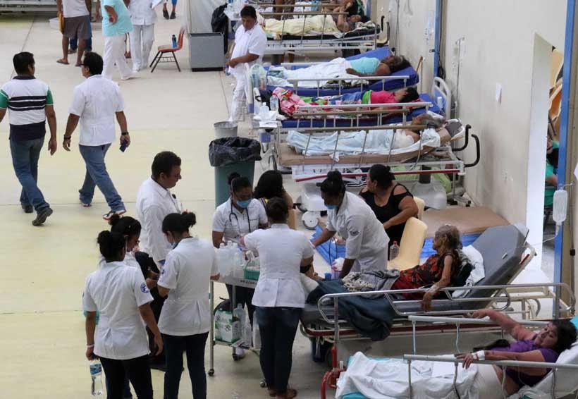 Inician sustitución del hospital de Juchitán, Oaxaca | El Imparcial de Oaxaca