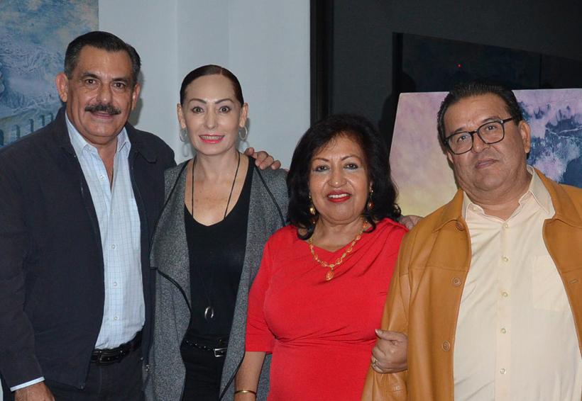 Inaugurarán exposición privada de Manuel Molina