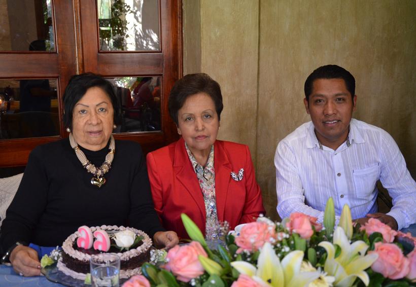 Marilú festeja  66 años