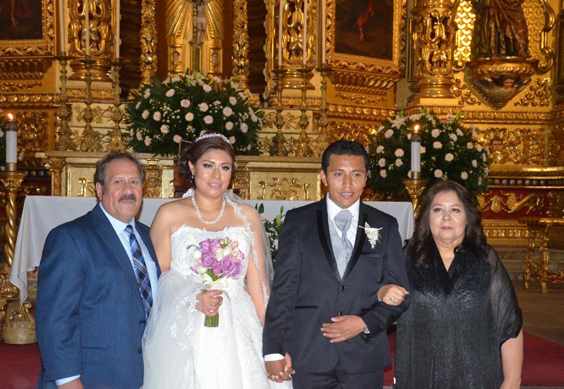 José y Silvana unen sus vidas