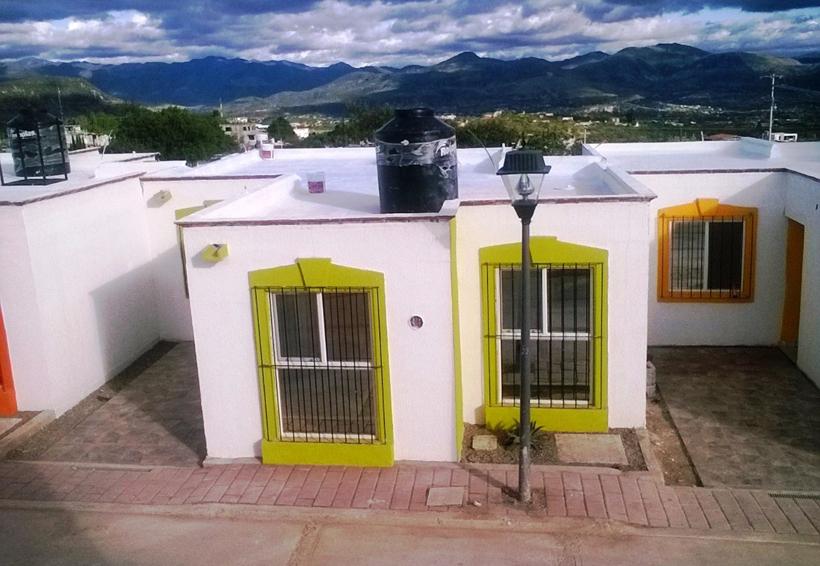 Innovan en la construcción en Huajuapan de León, Oaxaca