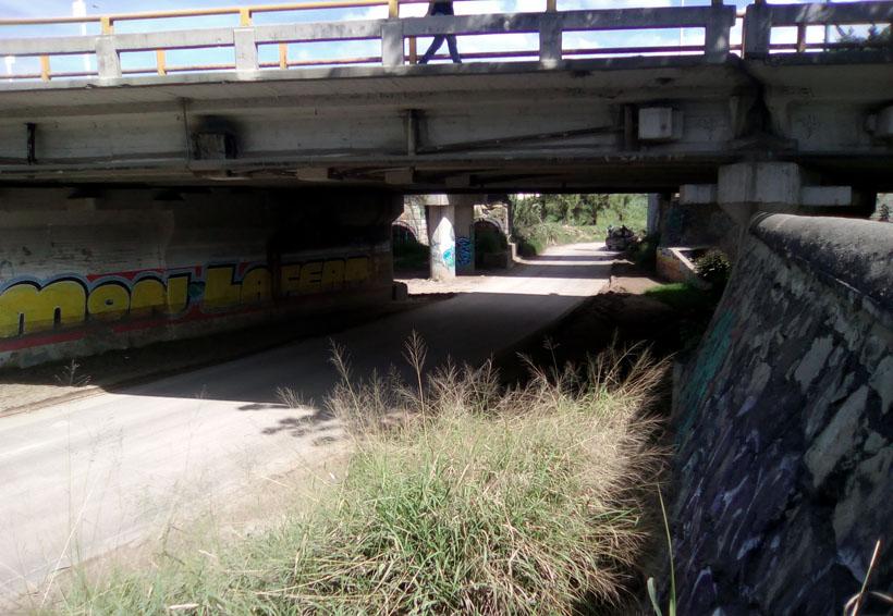 Oaxaca, sitiada por los baches