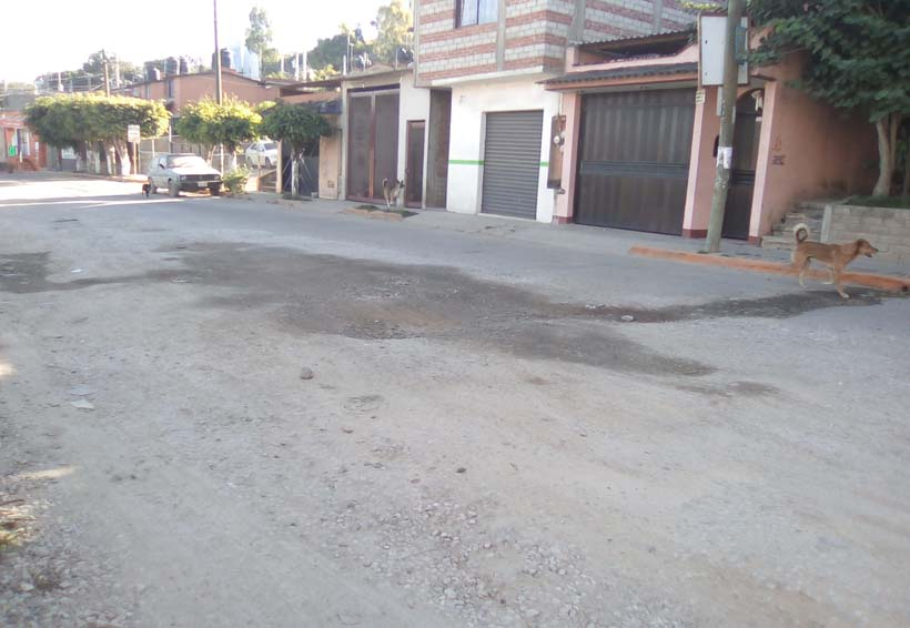 En Oaxaca advierten riesgo por fuga de aguas negras