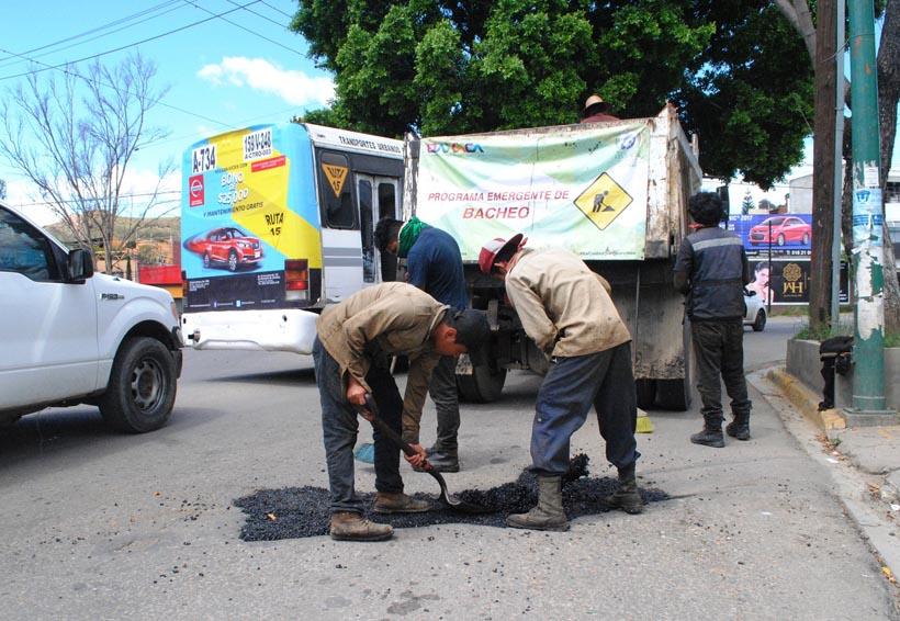 Atienden 64 calles y avenidas de Oaxaca de Juárez | El Imparcial de Oaxaca