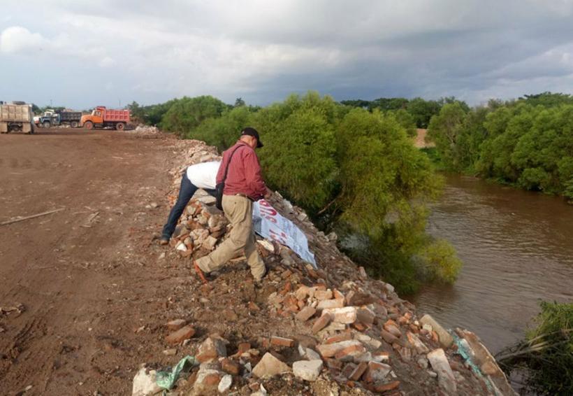 Clausuran tiradero ilegal de escombros en Ixtaltepec, Oaxaca | El Imparcial de Oaxaca