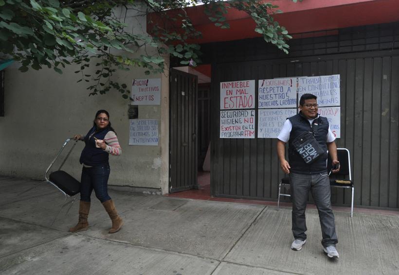 Trabajadores de los Servicios de Salud de Oaxaca critican omisión de titular | El Imparcial de Oaxaca