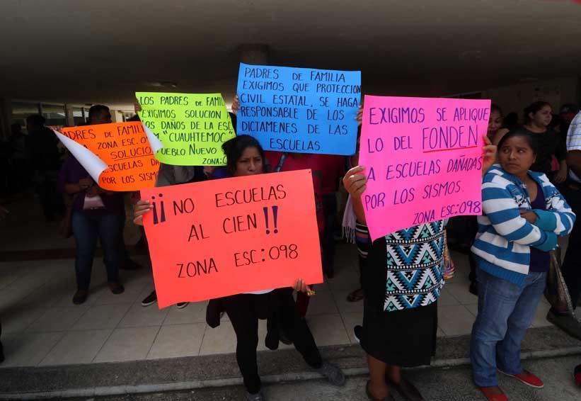 Se compromete CEPCO a dictaminar escuelas de Oaxaca | El Imparcial de Oaxaca