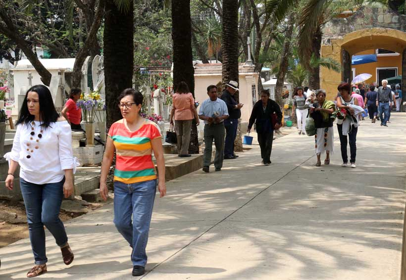 Llaman a no instalar las verbenas en panteones de Oaxaca | El Imparcial de Oaxaca