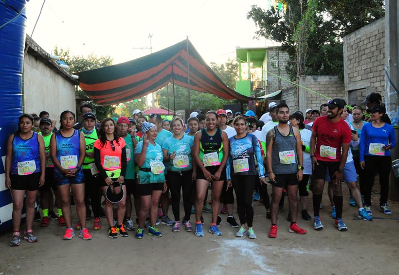 Medio maratón-trail La Raya, Zimatlán, vuelve a cautivar | El Imparcial de Oaxaca