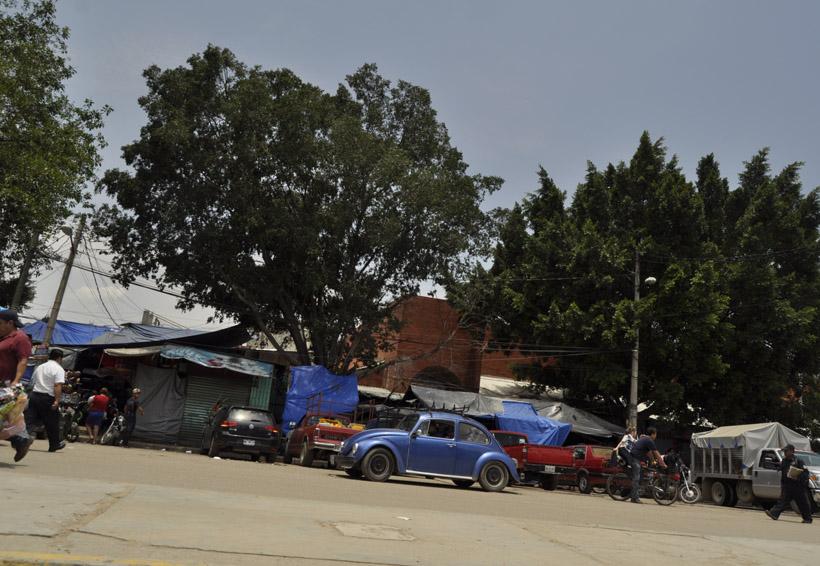 Denuncian daños a la imagen del Mercado de Abastos en Oaxaca | El Imparcial de Oaxaca