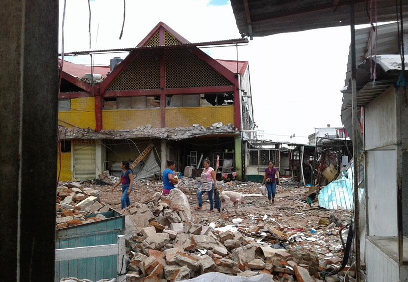 Reconstruir la memoria a partir de los escombros | El Imparcial de Oaxaca