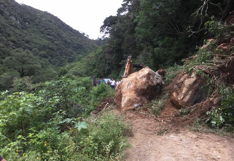 Urge ayuda para Santiago Lachiguiri, Oaxaca