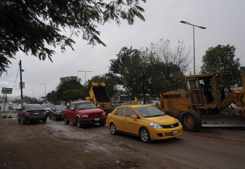 Complican vialidad en la zona metropolitana de Oaxaca | El Imparcial de Oaxaca