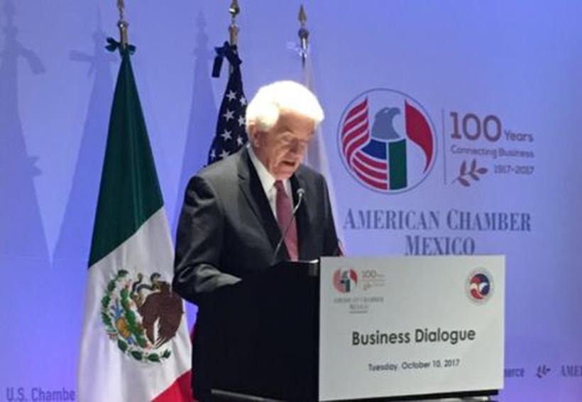 Cámara de Comercio de EU advierte que negociaciones del TLCAN podrían colapsar | El Imparcial de Oaxaca
