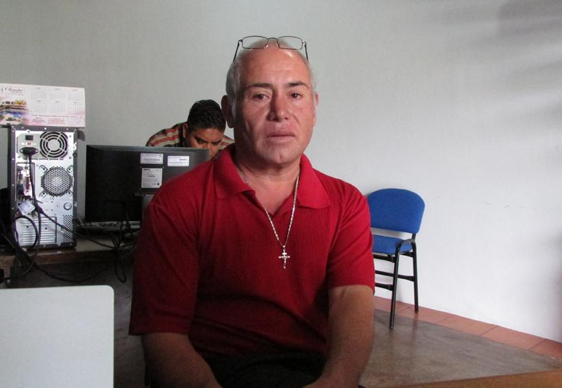 Habitantes de la agencia municipal de Candiani, exigen obras y seguridad