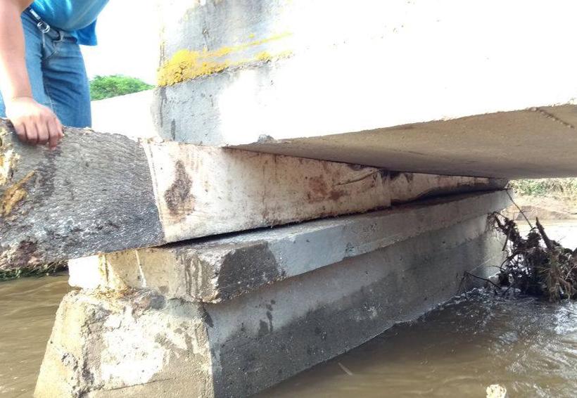 Exigen construcción  de puente para pueblos afromexicanos