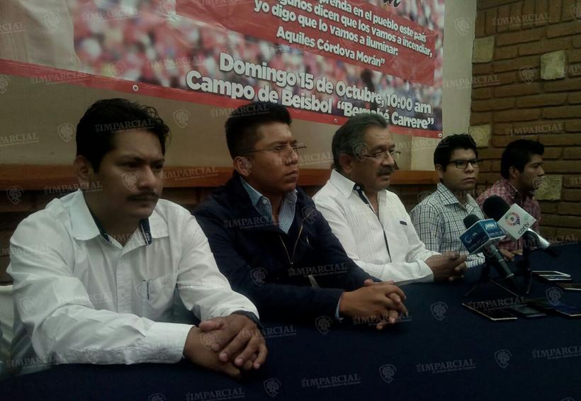 Anuncian movimiento masivo antorchista en Miahuatlán, Oaxaca | El Imparcial de Oaxaca
