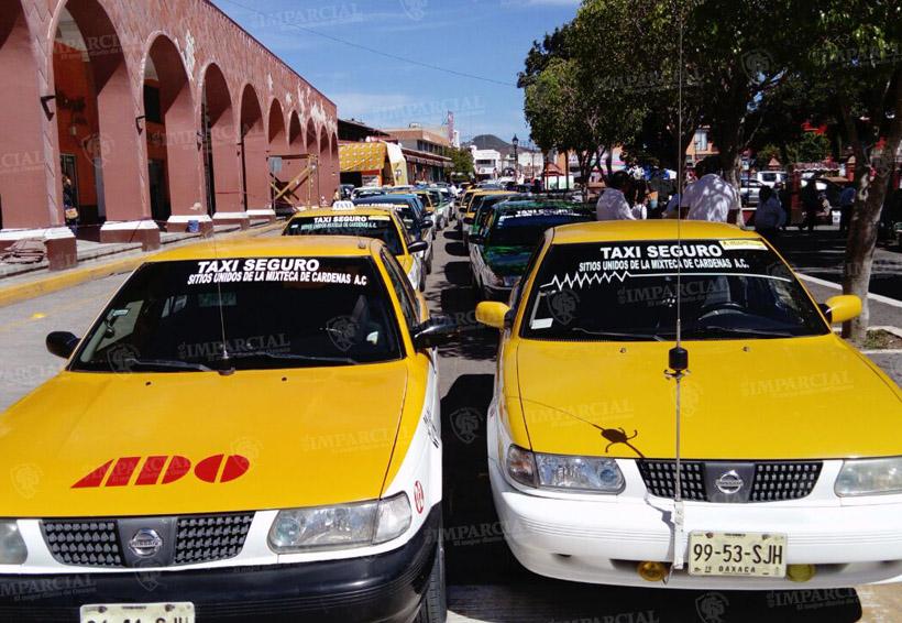Segundo día de protestas en el centro de Huajuapan | El Imparcial de Oaxaca