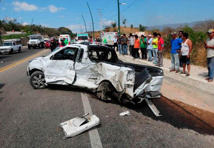 Lanzan campaña educativa para reducir accidentes viales en Guatemala | El Imparcial de Oaxaca