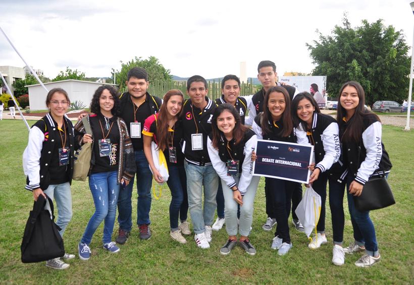 Celebra la Anáhuac el V Congreso Nacional Vértice