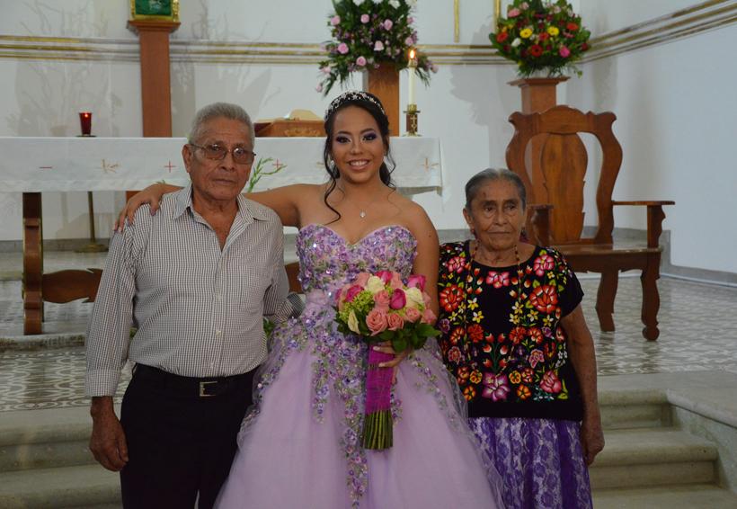 ¡Felices 15, Rocío!