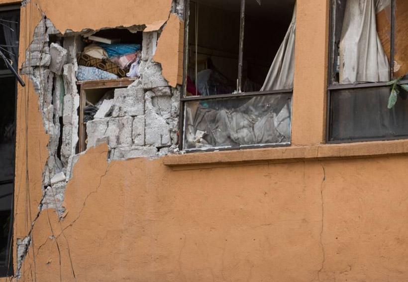 Hay que documentar daños en inmuebles para cobro de seguro: Condusef | El Imparcial de Oaxaca